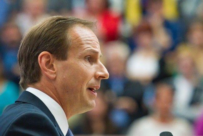 FPÖ-Chef Egger will plakatfreien Wahlkampf.