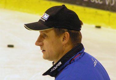 Dr. Ivan Dornic ist neuer Coach der VEU