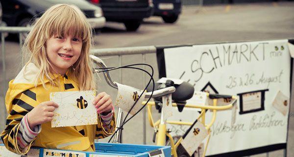 Beim Fesh'Markt mini stehen die Jungdesigner im Mittelpunkt