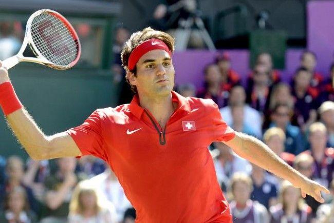 Federer war im Finale chancenlos