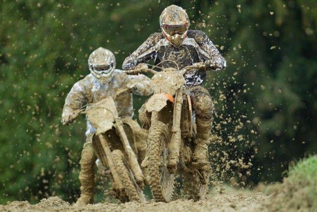Zwei Tage lang gibt es in Möggers Motocross in Reinkultur.