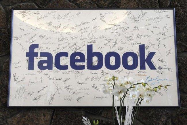 Talfahrt der Facebook-Aktie geht weiter.
