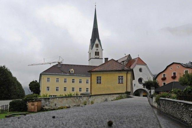 In Schwaz in Tirol waren auch Vorarlberger Mädchen untergebracht.
