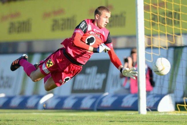 FC Lustenau-Goalie Reuf Durakovic wechselt für ein Jahr zum AC Siena nach Italien.