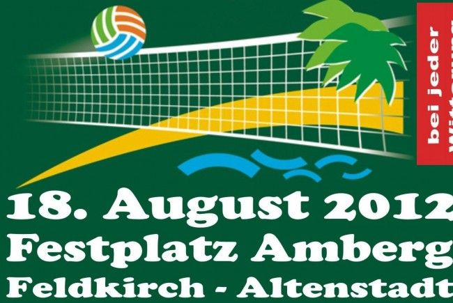3. Gatsch-Matsch Volleyballturnier der Narrakarrazücher Altenstadt