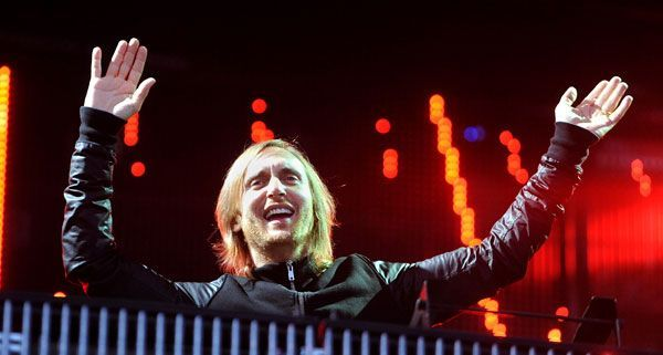 Während andere DJs am Samstag nicht wirklich mitreißen konnten, begeisterte David Guetta seine Fans.