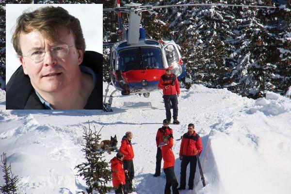 Tragisches Lawinendrama um Prinz Friso: 43-Jähriger wurde am 17. Februar in Lech von einer Lawine verschüttet.
