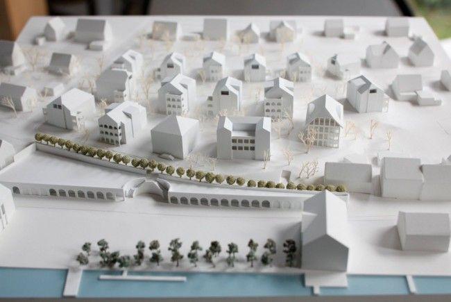 Mit einem anspruchsvollen Architekturkonzept vom renommierten Architekten Hans Kollhoff soll der Gemeinde Bodman am deutschen Bodenseeufer neues Leben eingehaucht werden.