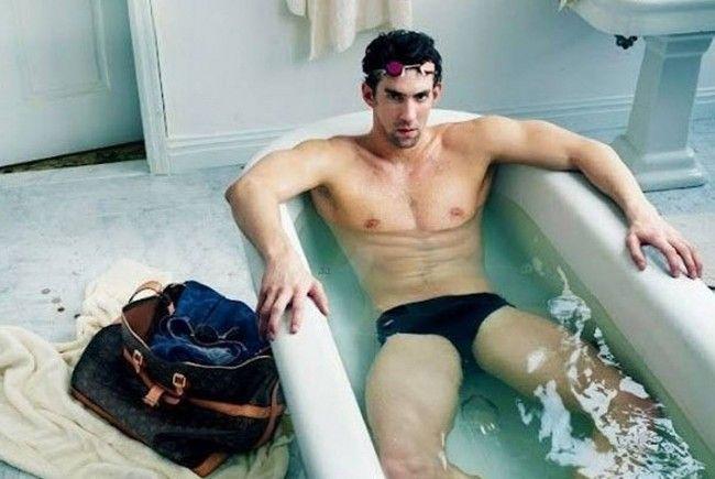 Dieses Bild von Michael Phelps erregt die Gemüter und beschäftigt jetzt auch das IOC.