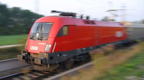 Westbahn derzeit unterbrochen