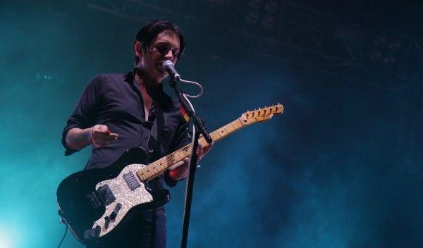 Placebo-Sänger Brian Molko brach den Auftritt am Frequency ab.