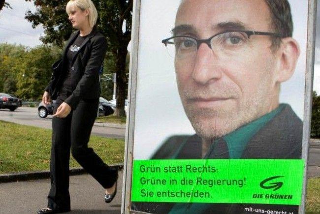 Wahlkampfplakate in Vorarlberg bald Vergangenheit?