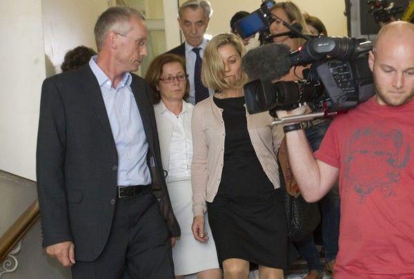 ie Urteile gegen Richterin Ratz und ihre Mitangeklagten waren den Anklägern zu niedrig.