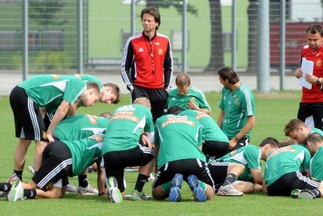 Rapid-Trainer Schöttel will Derby-Sieg einfahren
