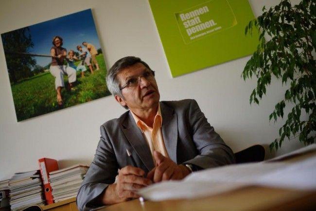 Vorarlberger Sportkonzept: Zwischenbilanz von LR Stemer.
