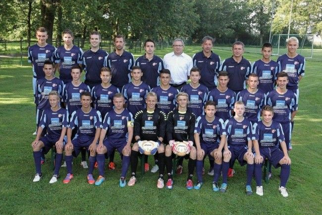 Die Unter-18-Mannschaft der AKA Vorarlberg wird von Hans Kogler trainiert.