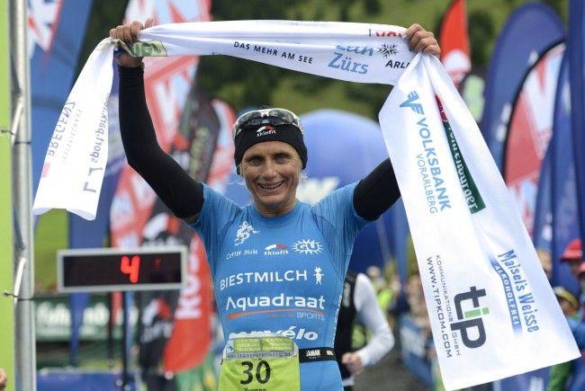 Ivonne van Vlerken holte sich den Sieg.