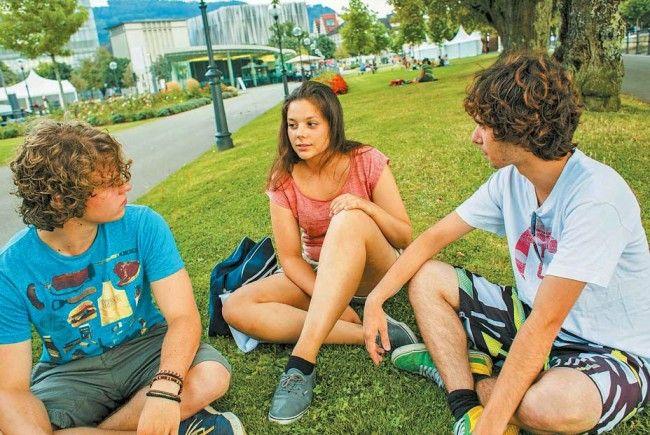 Vorarlberger Jugendliche wünschen die sich von der Gesellschaft mehr Toleranz - in vielerlei Hinsicht.