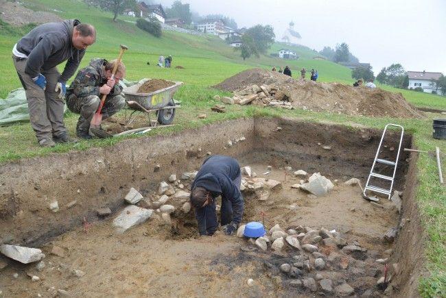 Wissenschaftler der Goethe-Universität finden erstmals Belege für massive Umweltzerstörungen in der antiken Tallandschaft des Montafon.