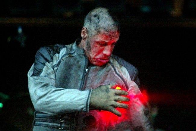 Rammstein wurden als headliner für das Nova Rock Festival 2013 fixiert.