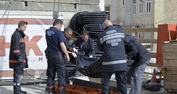 56-Jähriger tot in Baugrube in Hernals gefunden: Fremdverschulden wird ausgeschlossen