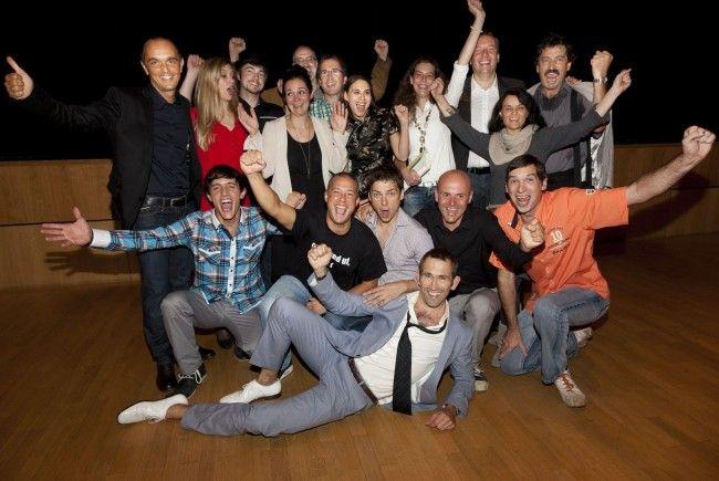 """""""Achtung Ländle 2"""" feierte am Donnerstag Premiere."""