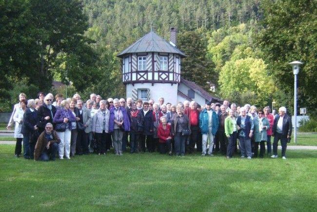 Seniorenausflug nach Zwiefalten und Blaubeuren-Blautopf