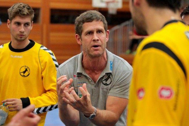 Bregenz gegen Schwaz: Keine leichte Aufgabe für die Truppe von Trainer Geir Sveinsson.
