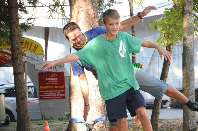 Spaß und Bewegung beim ASVÖ Familiensporttag am 22. September