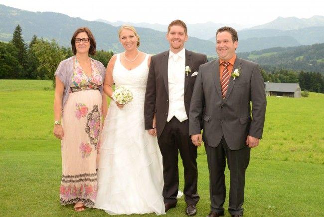 Hochzeit von Katharina Böhler und Bernhard Fuchs