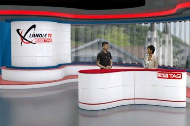 Ländle TV - DER TAG: Ausgabe vom 3. September 2012