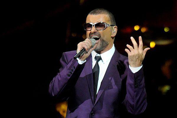 George Michael zeigte in Wien, dass es ihm wieder bestens geht