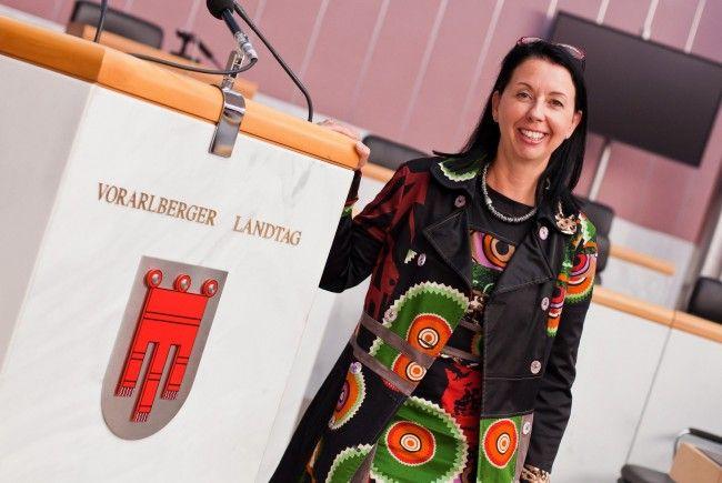 Mit Goldgruber-Reiner wird erstmals in der Geschichte eine Frau Landtagsdirektorin.
