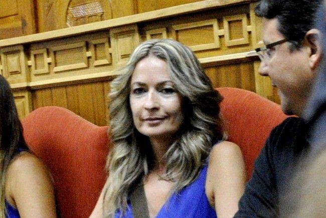 Kommunalpolitikerin Olvido Hormigos