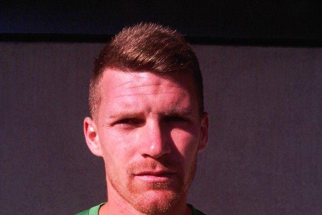Spanier Ivan Diaz spielt künftig für Austria Lustenau und will die nötigen Tore erzielen.