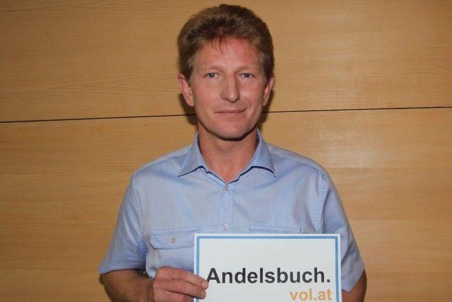 Bürgermeister Bernhard Kleber im Interview mit VOL.AT.