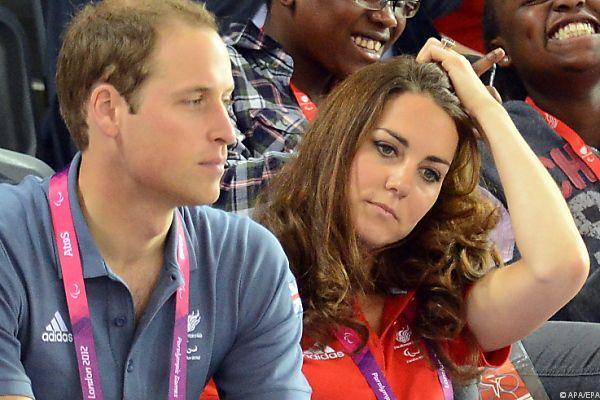 Weiteres Unbill für Herzogin Kate.
