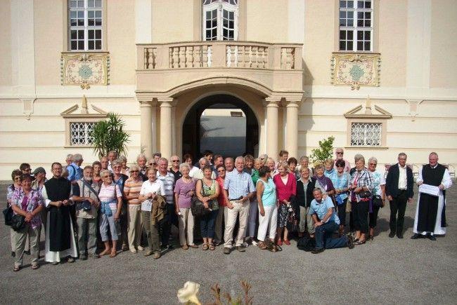 Senioren Schruns-Tschagguns-Bartholomäberg in der Wachau