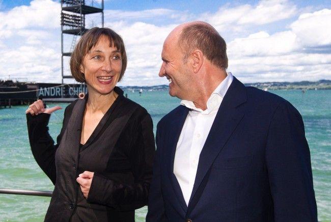 Die neue Intendantin der Bregenzer Festspiele Elisabeth Sobotka.