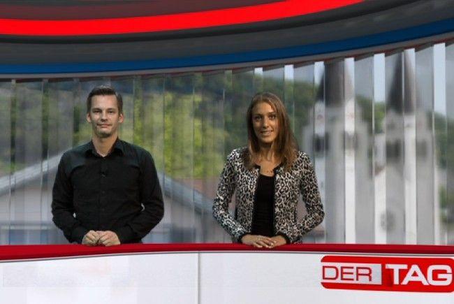 Topinformiert mit Ländle TV - Der Tag.