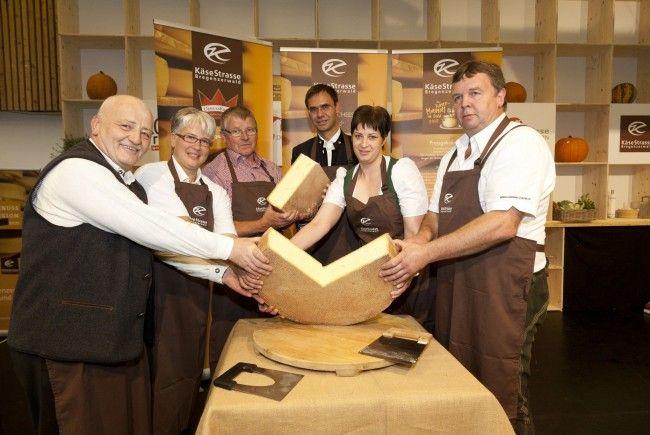 Hochwertige Lebensmittel aus Vorarlberg sichern bäuerliche Strukturen.