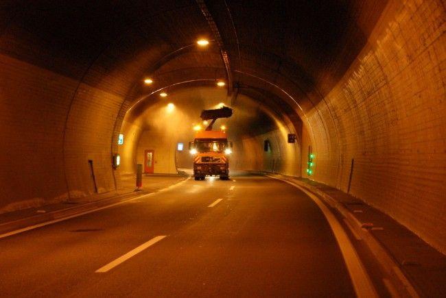 Waschtage für 146 Tunnel auf Österreichs Autobahnen starten.