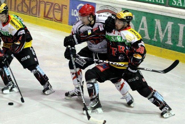 VEU Feldkirch testet am Mittwoch gegen einen Schweizer Erstligisten.