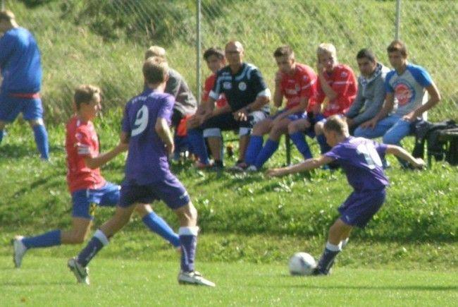 Knappe Niederlage für die U17-Viktorianer