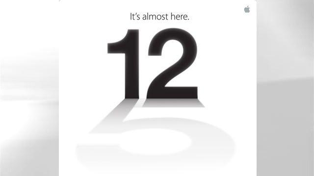 Am 12. September soll das iPhone 5 präsentiert werden.