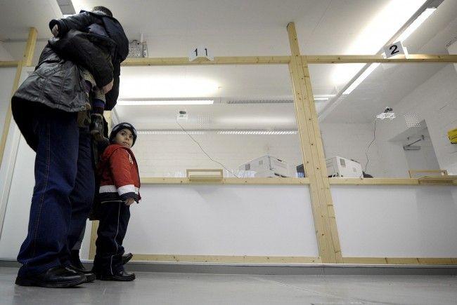 Aufnahme von Asylwerbern: Vorarlberg und Salzburg in Prozenten am meisten säumig.