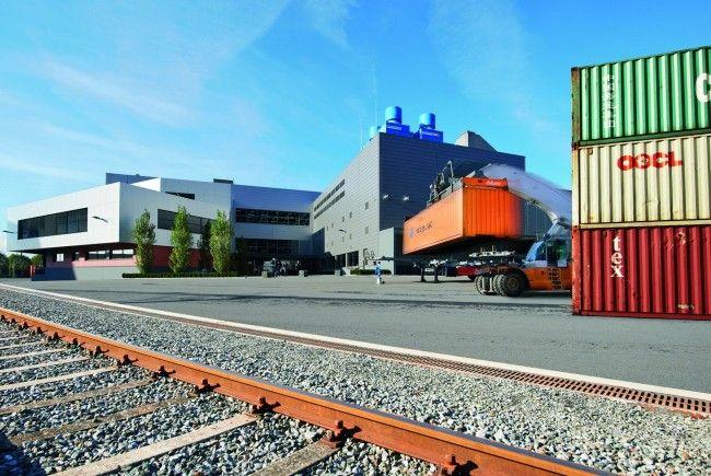 26,8 Millionen Euro werden in die Erweiterung des Blum-Werks 7 in Dornbirn investiert.