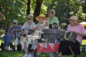 Vielfältiges Programm für Seniorinnen und Senioren