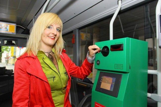 Grüne wollen den öffentlichen Verkehr forcieren.