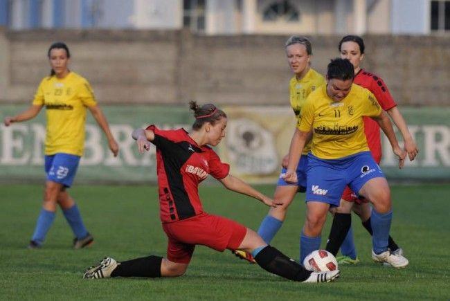 SPG FC Lustenau/Austria Lustenau spielte in Kleinmünchen 2:2-Remis.